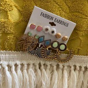New fashion earrings set